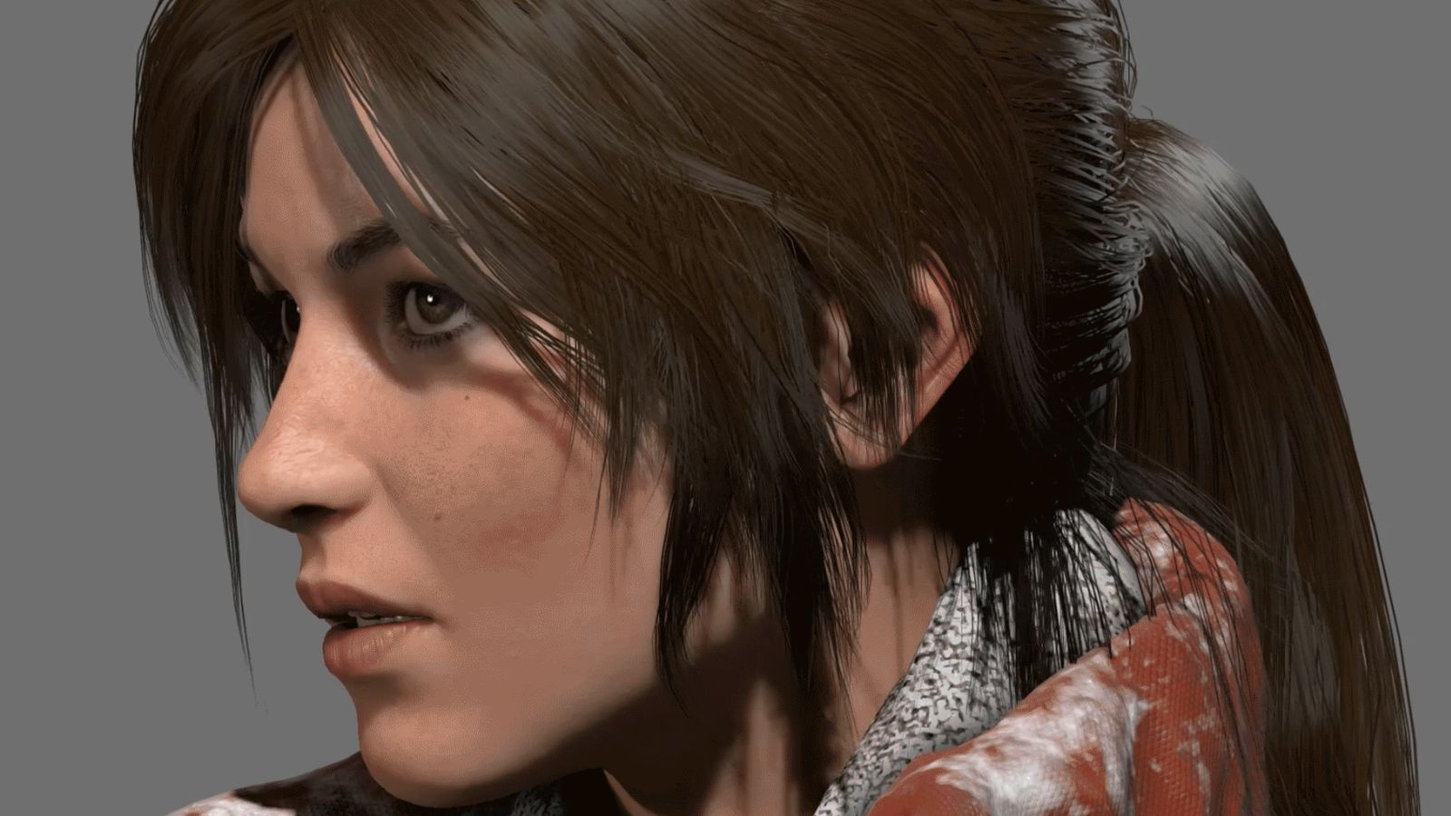 The Reconstruction Of Lara Croft Polygon