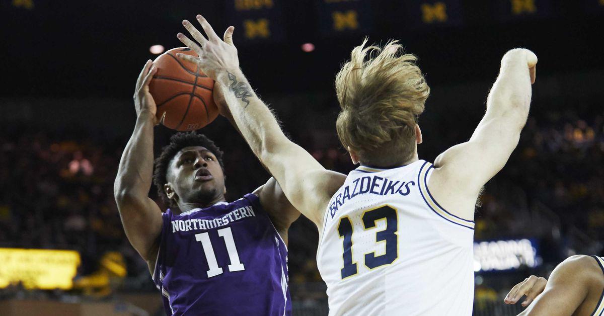 Uk Basketball: What's Wrong With Northwestern Men's Basketball?