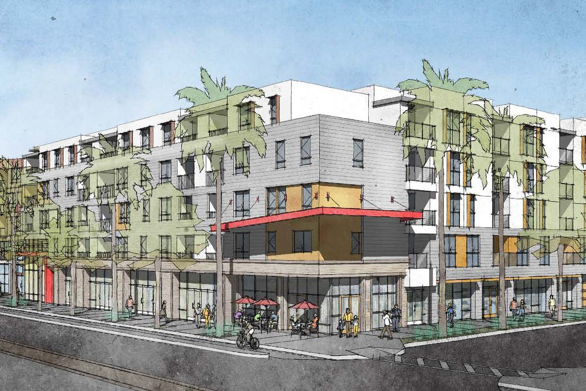 Major new affordable housing complex on the way to long for Affordable house construction