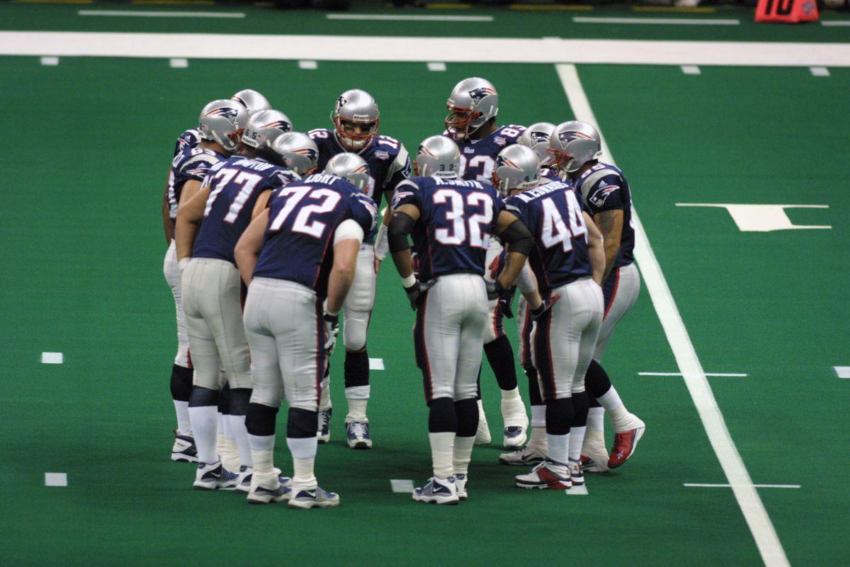 New England Patriots Super Bowl History  Super Bowl XXXVI - Pats Pulpit fcb678d2e