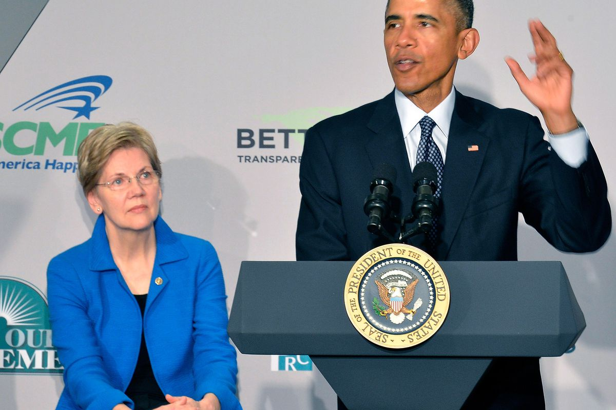 Investor-state dispute settlement sparked a bit of a fight between President Obama and Sen. Elizabeth Warren.