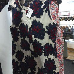 Floral top, $15