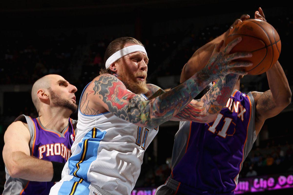 Birdman is losing his grip on his time in Denver.