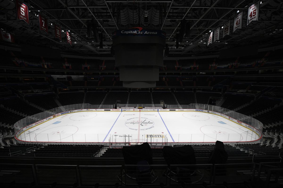 The NHL is considering a plan to resume play without fans.