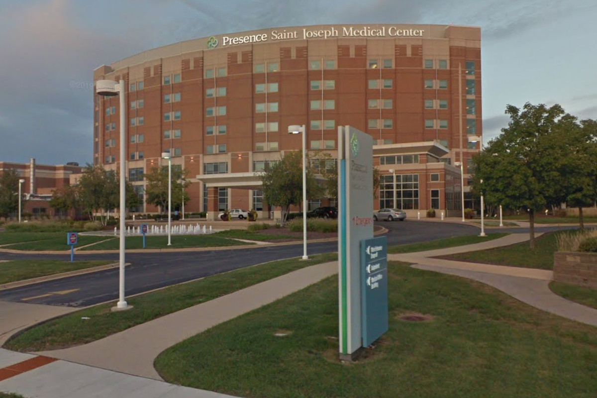 A Will County Adult Detention Facility inmate died at Saint Joseph Medical Center in Joliet June 18, 2019, after a June 13 suicide attempt at the jail.