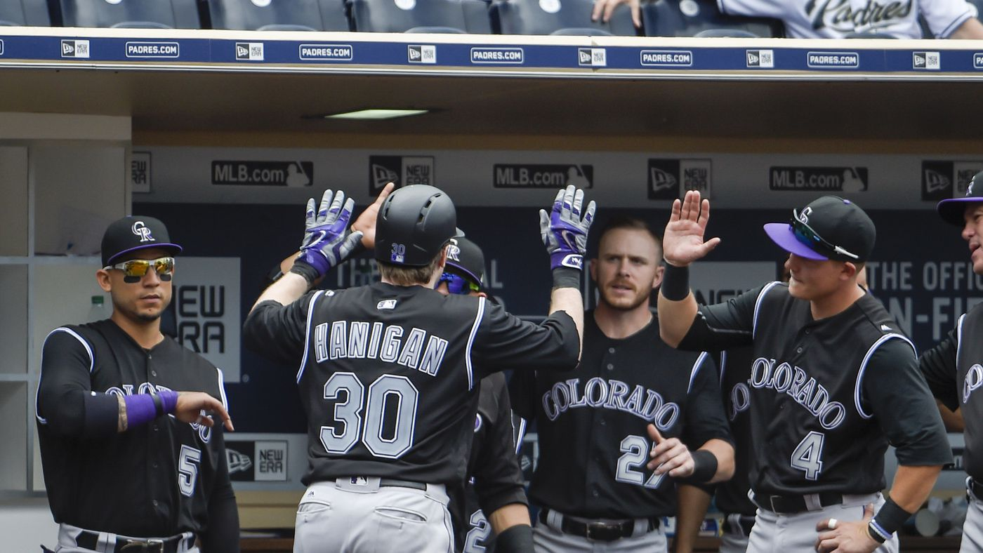 Colorado Rockies beat San Diego Padres 3-2 in 11 innings