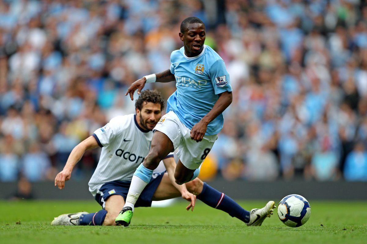 Manchester City v Aston Villa - Premier League