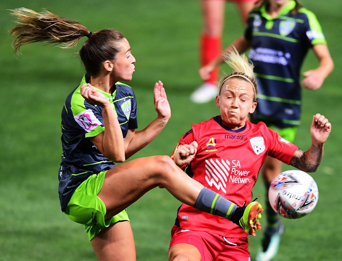 W-League Rd 4 - Adelaide v Canberra