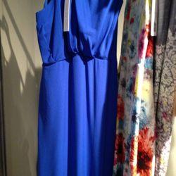 A Yigal Azrouël gown, $400