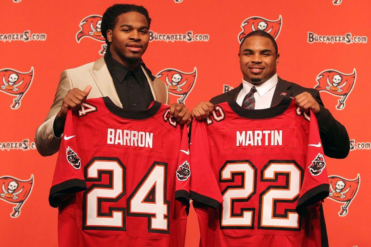 buy online 6d9e9 d1305 2012 NFL Draft Grades: Buccaneers get a lot of love - Bucs ...