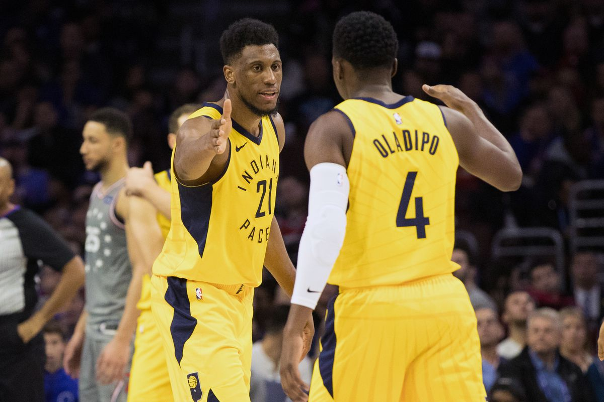 NBA: Indiana Pacers at Philadelphia 76ers