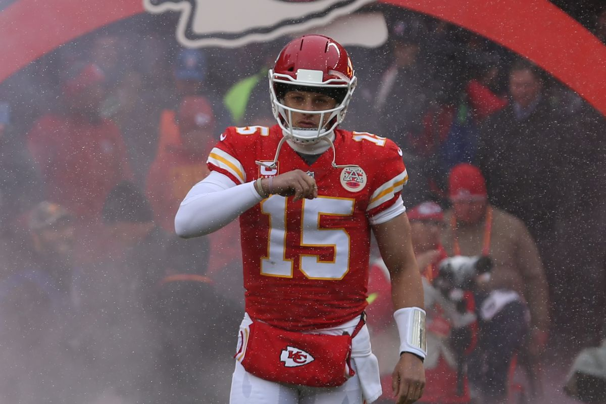 NFL: JAN 12 AFC Divisional Round - Colts at Chiefs