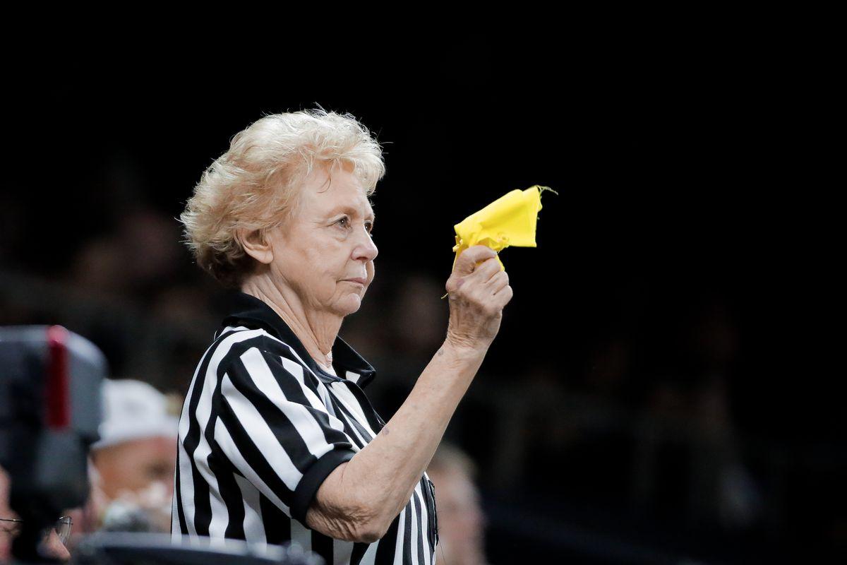 A petty New Orleans Saints fan