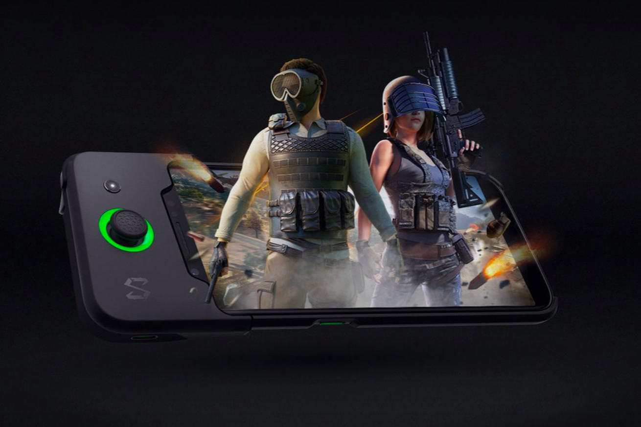 the xiaomi black shark gaming phone is coming to europe