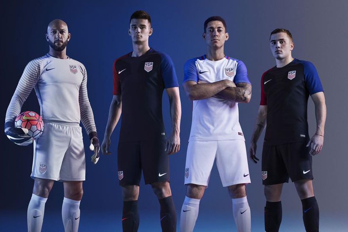 As if it wasn't already obvious, this image is brought to you by Nike