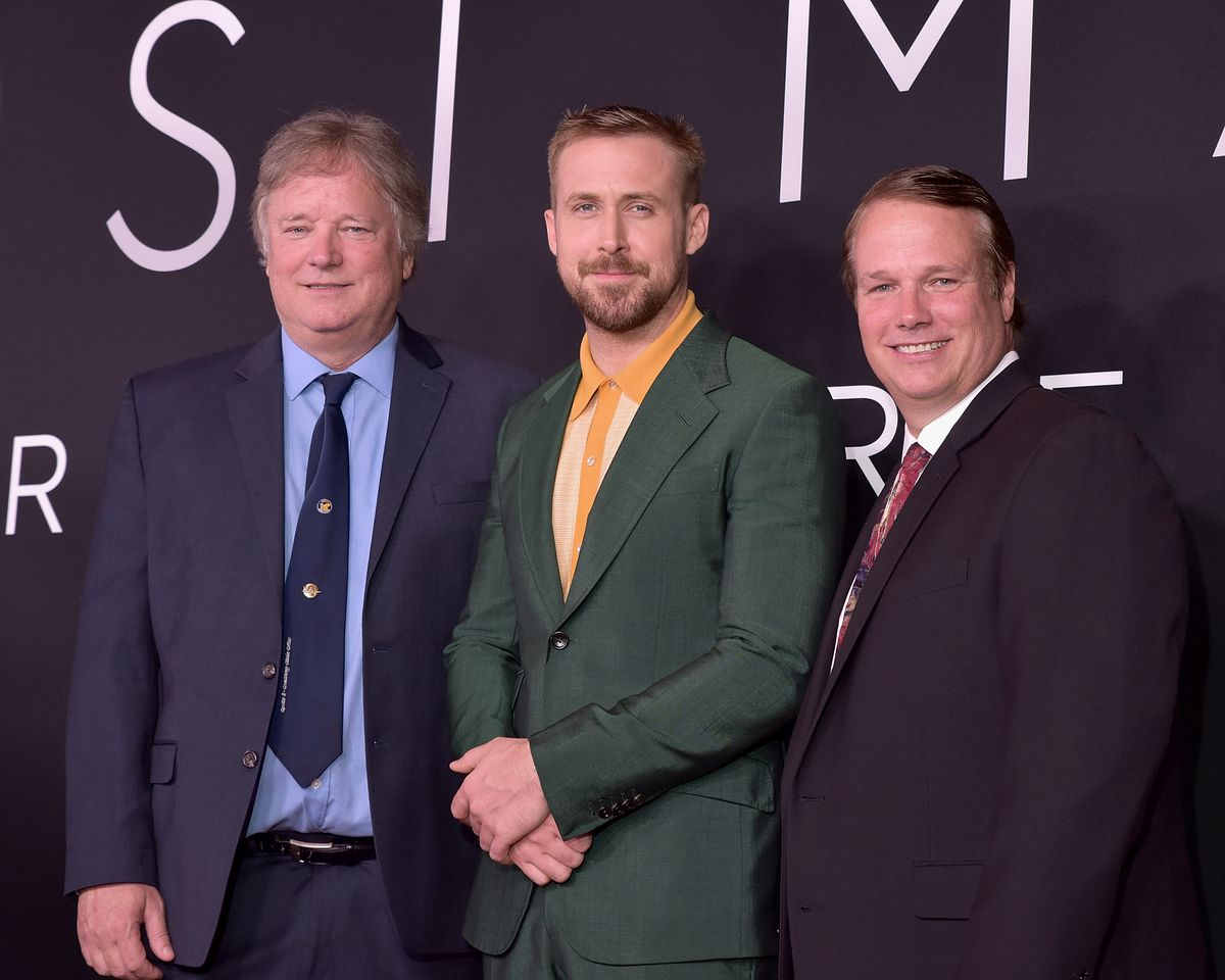 'First Man' Washington, DC Premiere