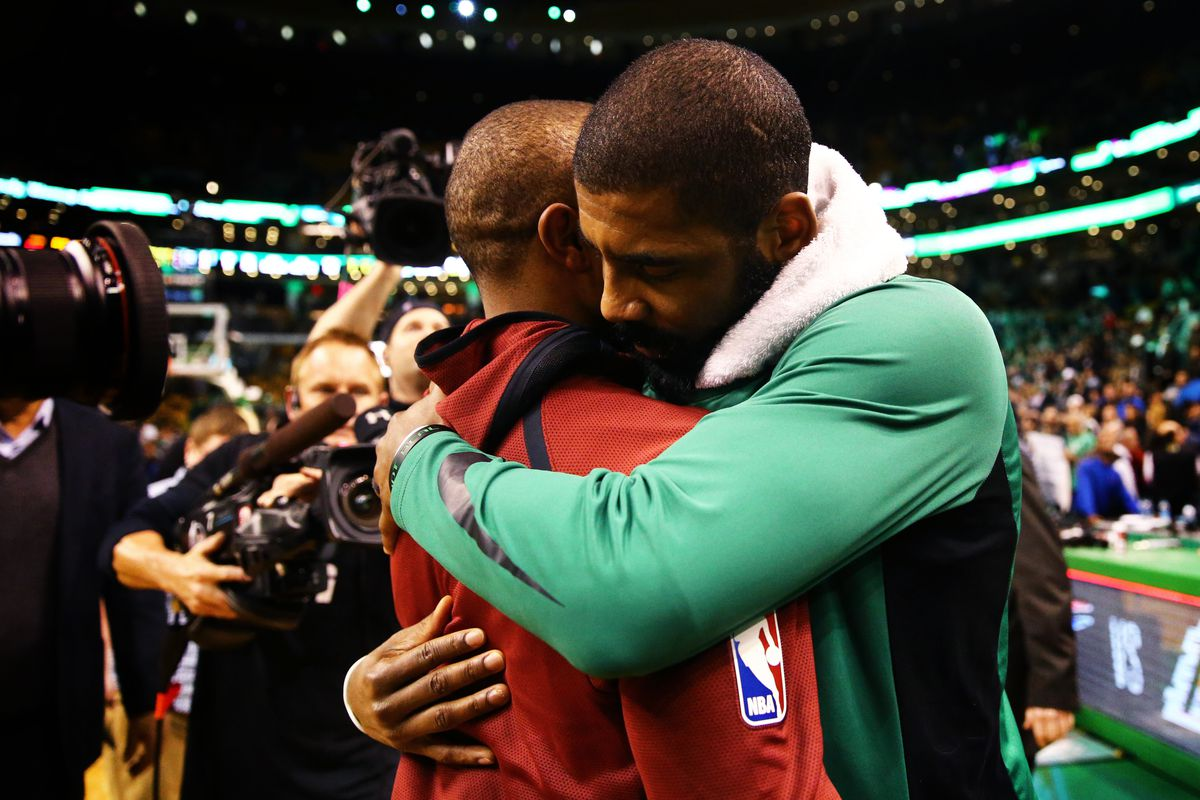 buy popular da669 b7913 A look back at the Kyrie Irving-Isaiah Thomas trade ...