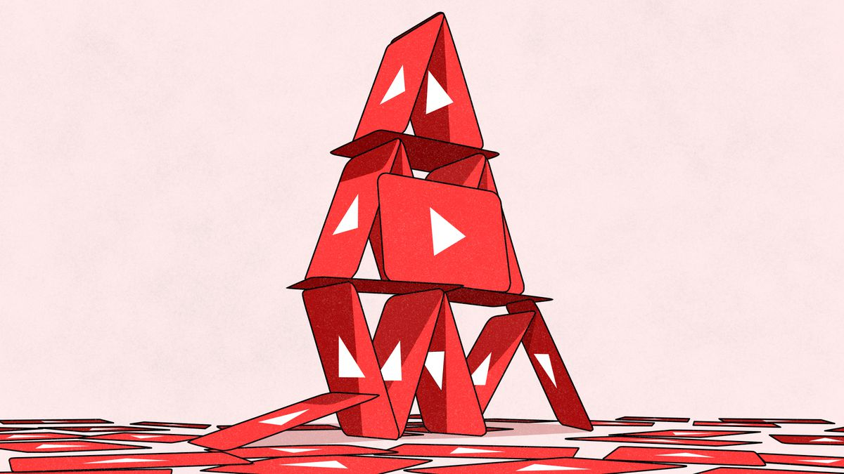 A YouTube House of Cards