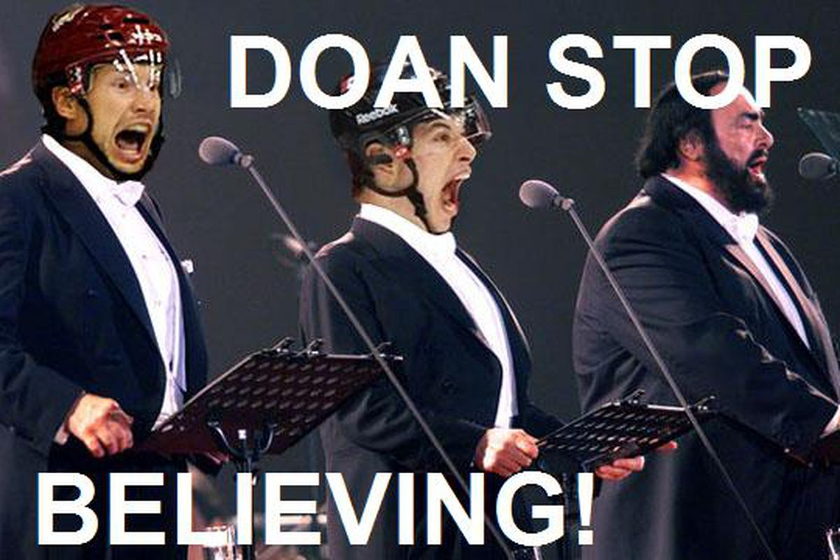 """Original(?) image from <a href=""""http://sports.yahoo.com/nhl/blog/puck_daddy/post/DoanFace-Gallery-1-Coyote-scream-inspires-your-?urn=nhl,235106"""" target=""""new"""">Puck Daddy</a>"""