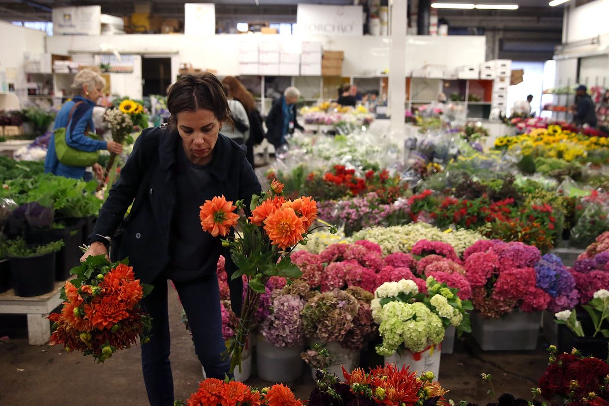 San Francisco Flower Mart Will Move To Bayview Curbed Sf