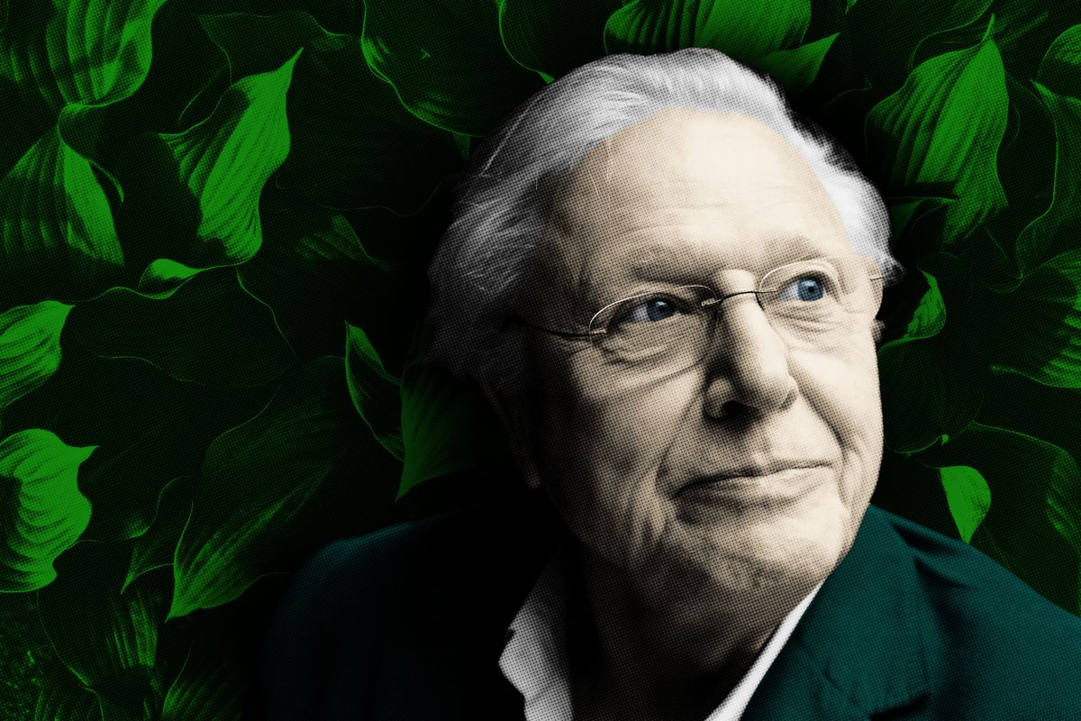 Netflix Teams Up With David Attenborough to Take Over Planet Earth