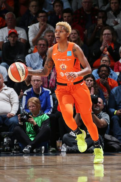 2019 WNBA Finals - Game Four