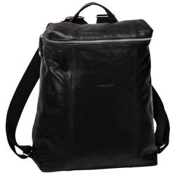 """<strong>Longchamp</strong> Parisis Backpack in Black, <a href=""""http://us.longchamp.com/bags/parisis/backpack-1693798?sku=7461"""">$540</a>"""