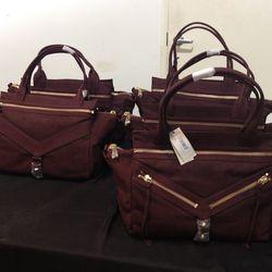Legacy satchels, $275