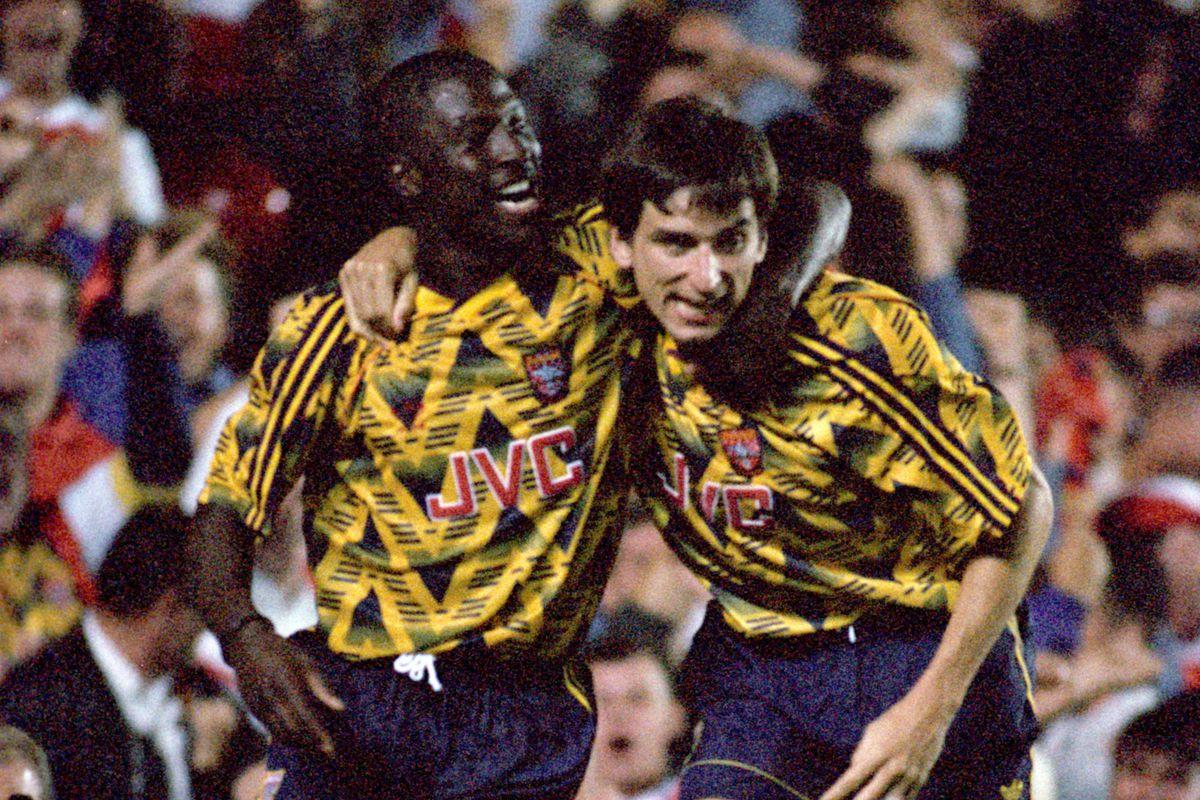 Soccer - European Cup - First Round - First Leg - Arsenal v F.K. Austria Memphis Vienna