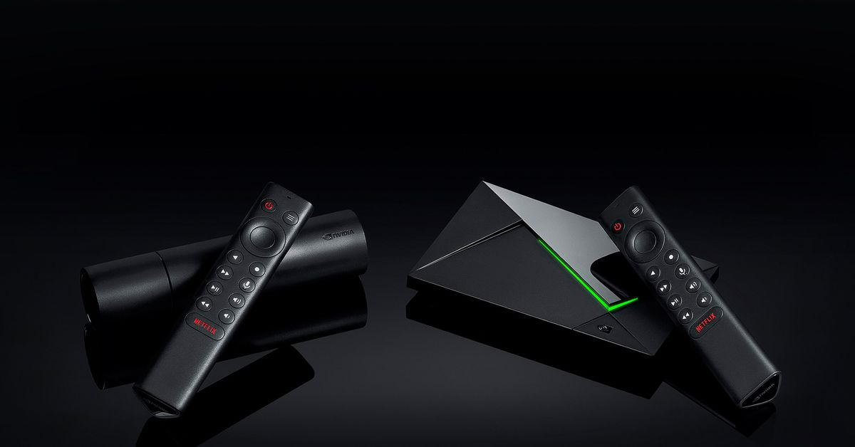 Nvidia's new Shield TV Pro and Shield TV add Dolby Vision and AI 4K upscaling