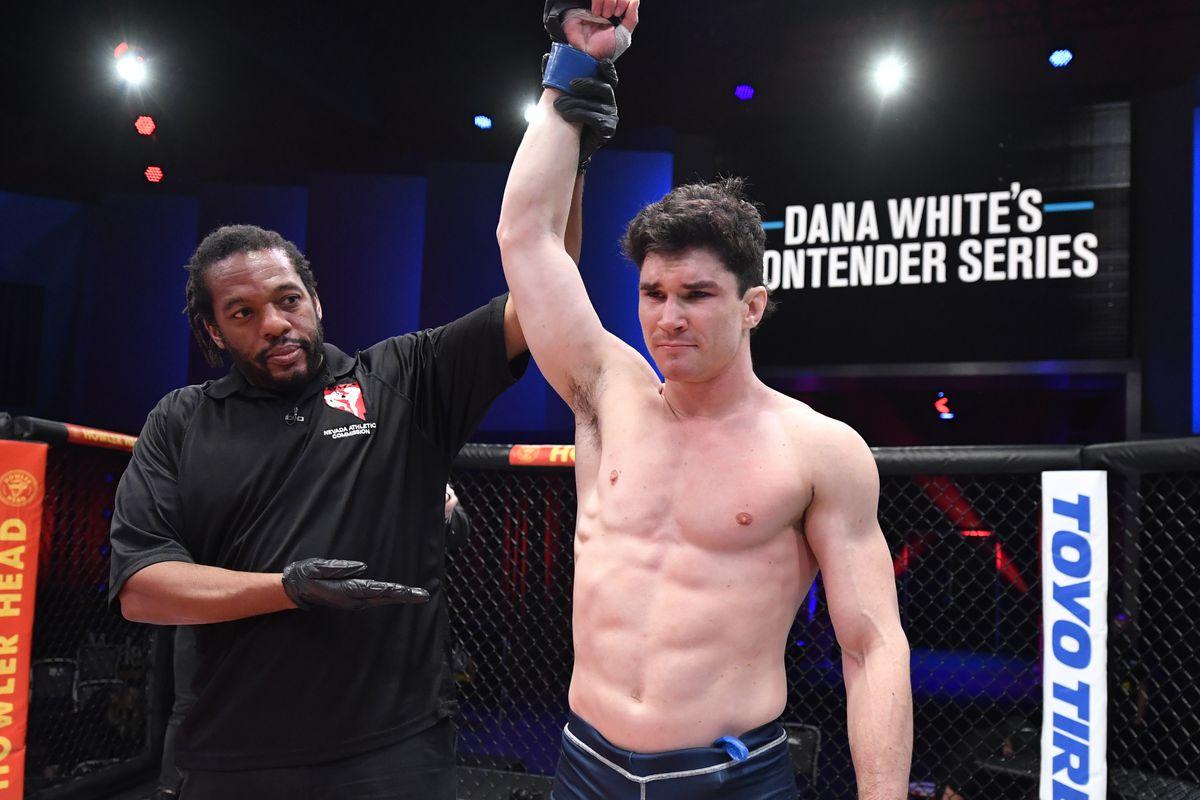 Dana White's Contender Series - Smotritsky v Malott