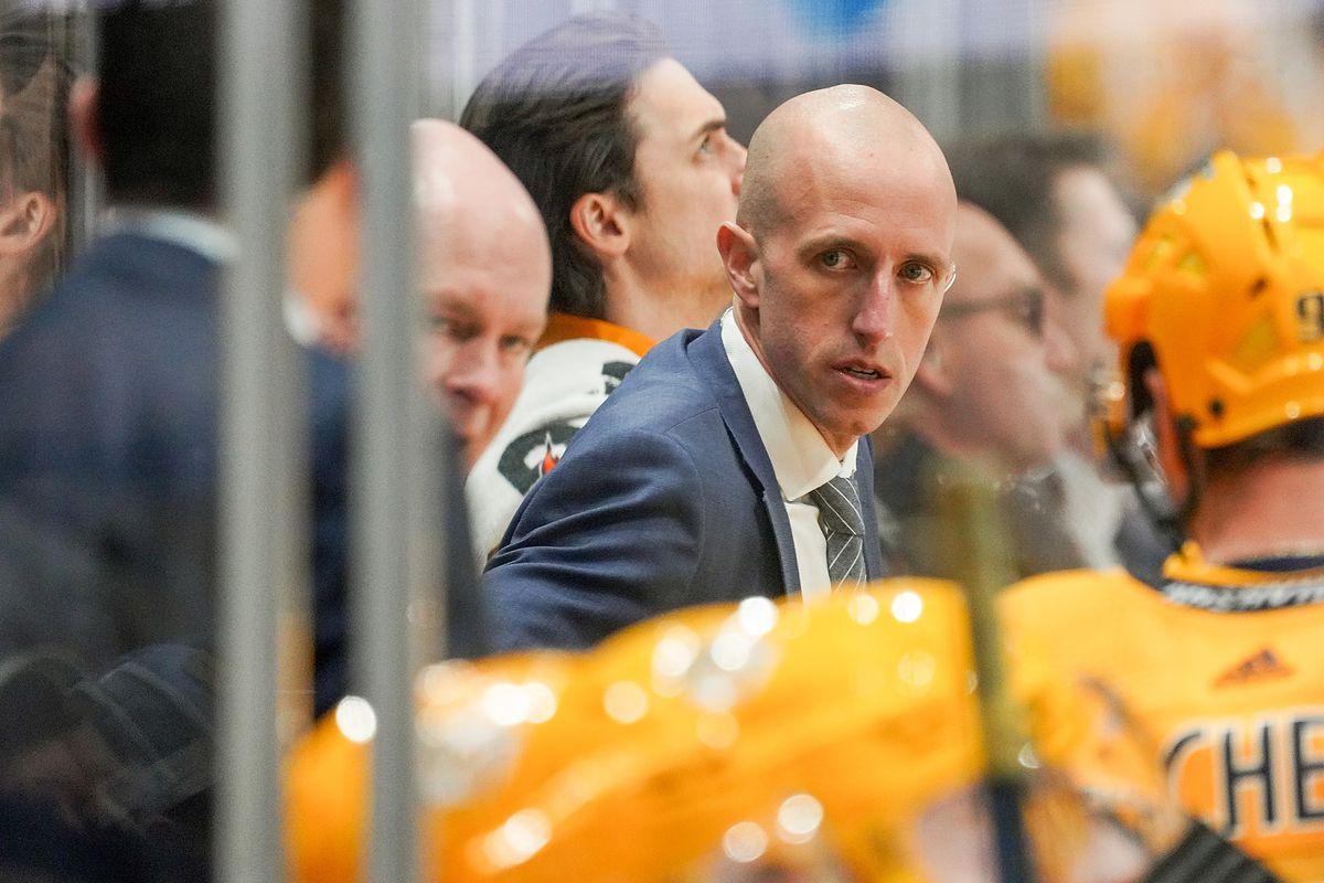Boston Bruins v Nashville Predators