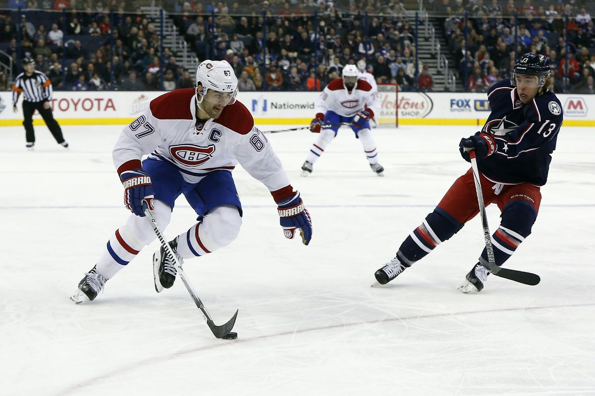 Canadiens Vs. Blue Jackets Game Thread Rosters Lines And How To Watch - Eyes On The Prize