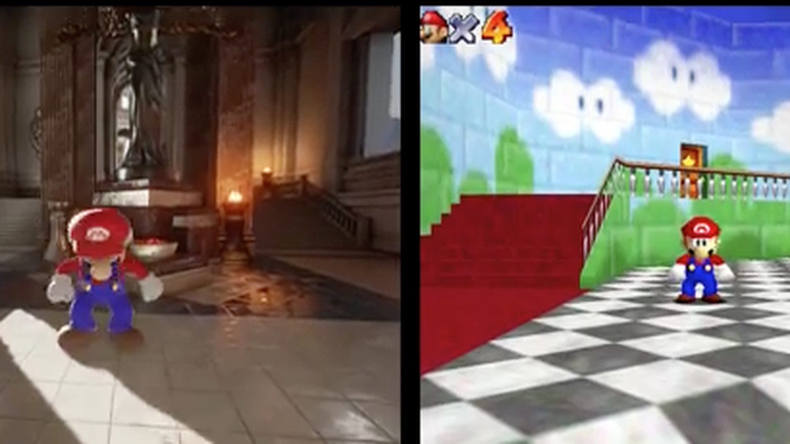 Here's Mario in an Unreal Engine 4 game - Polygon