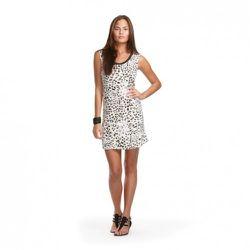 Rogan for Target Leopard-Print Shift Dress in Black/White $39.99Jonathan Saunders for Target Colorblock Dress with Belt in Dot Print $34.99