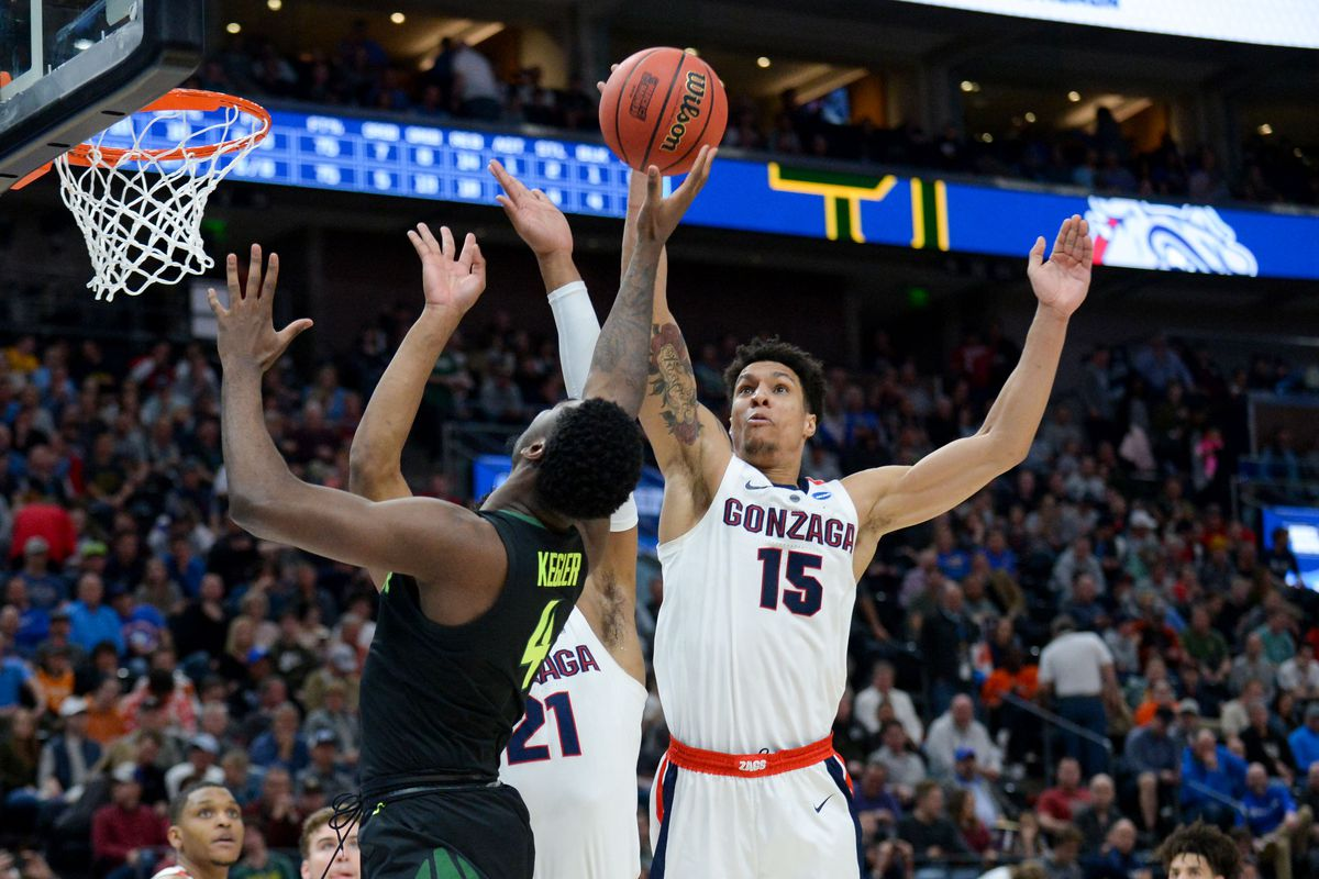 new concept 1779c 2f0f5 NCAA Tournament  Gonzaga storms into Sweet 16, cruises past Baylor 83-71
