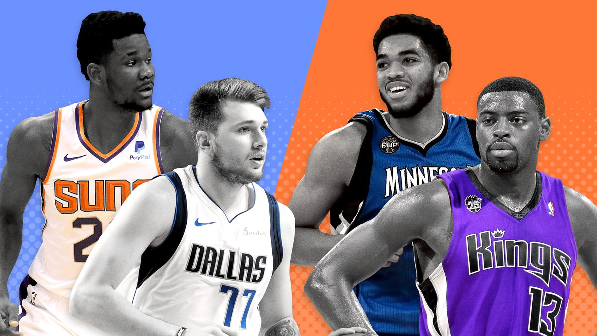 ea56a6409e7 Player Comps for Luka Doncic and the NBA s Best Rookies - The Ringer