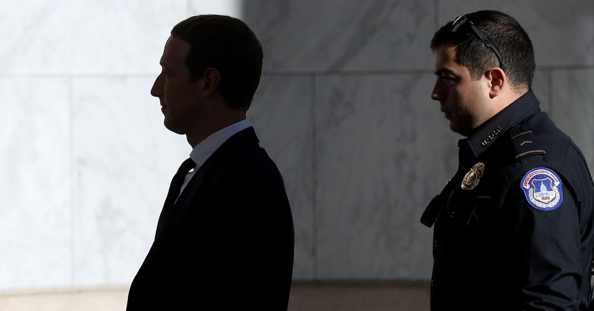 Congress couldn't agree on what exactly was wrong with Mark Zuckerberg. But they all wanted a piece of him.