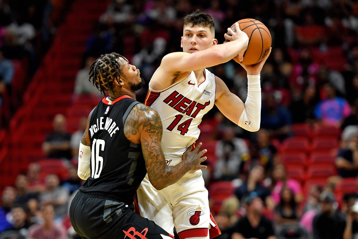 Houston Rockets vs. Miami Heat game preview - The Dream Shake