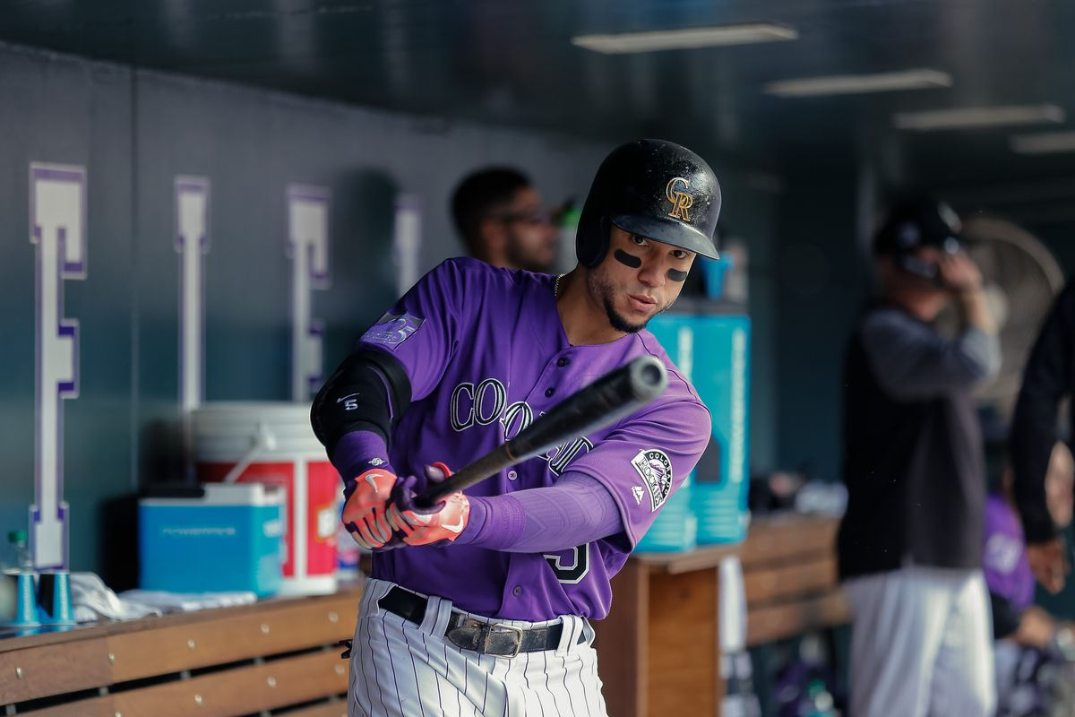 87145ed27 N N  Carlos Gonzalez agrees to minor league deal with the Indians ...