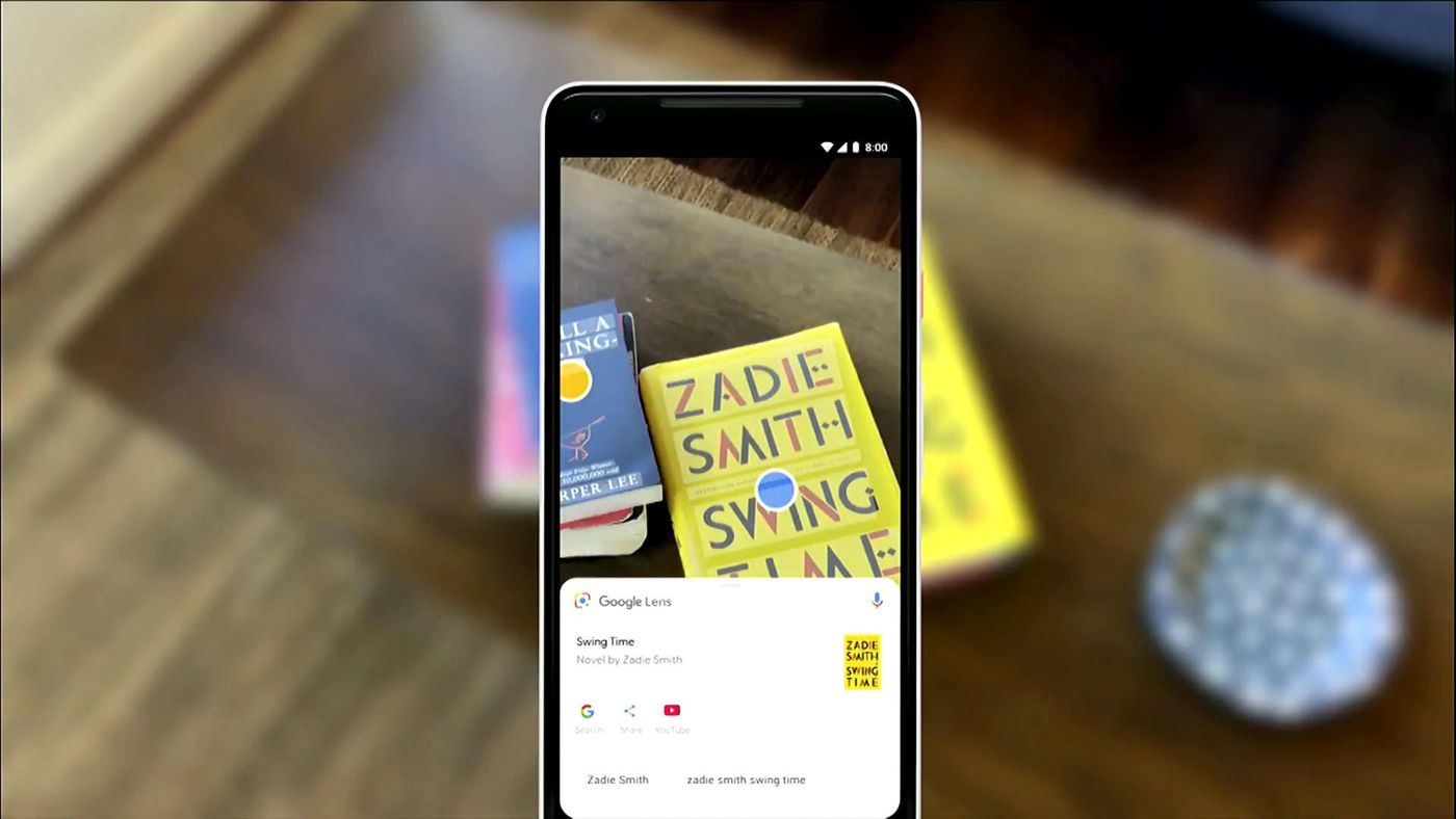 Google has killed off its early visual search app Google