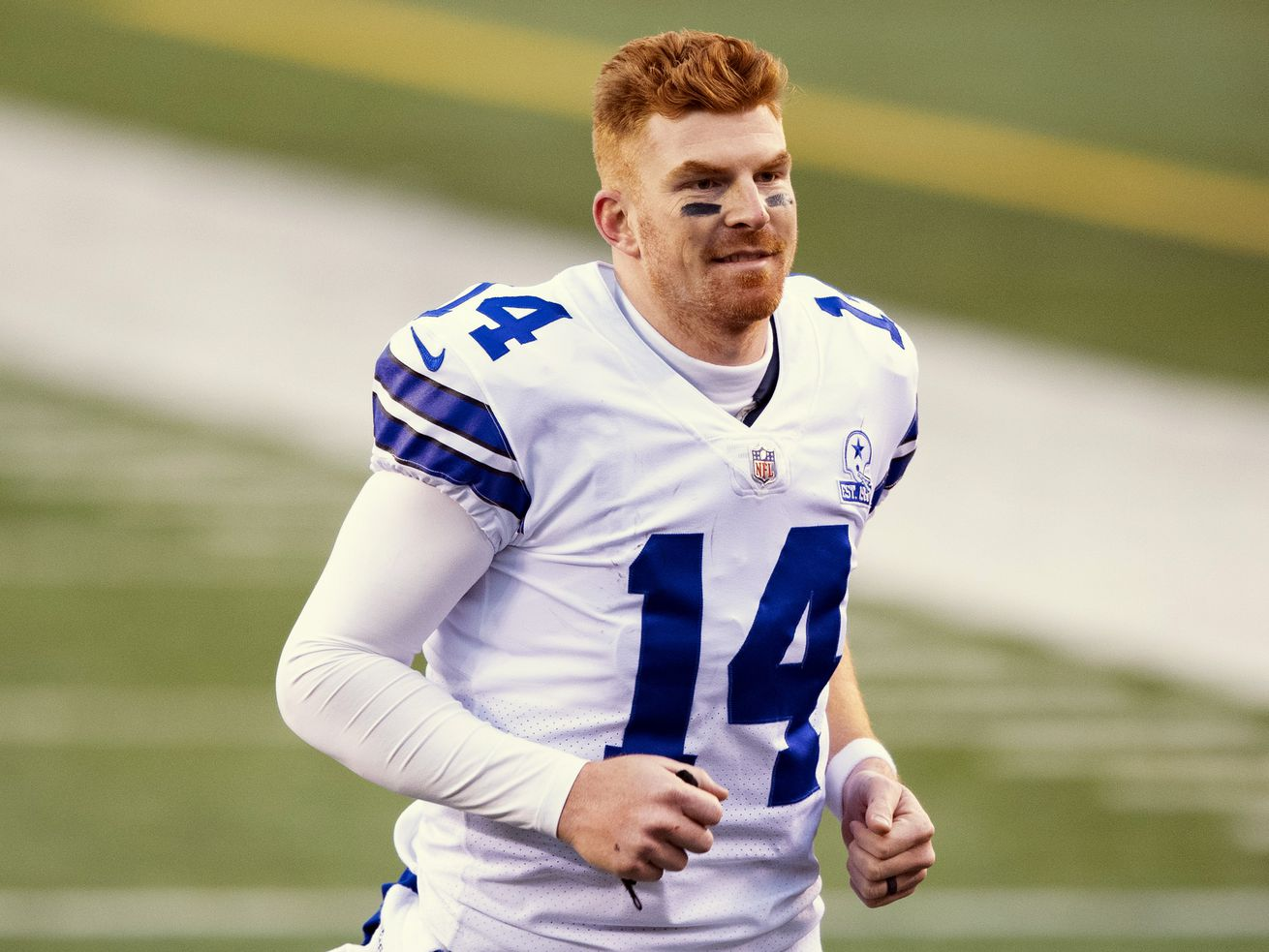 The Bears signed Andy Dalton to a one-year deal Tuesday.