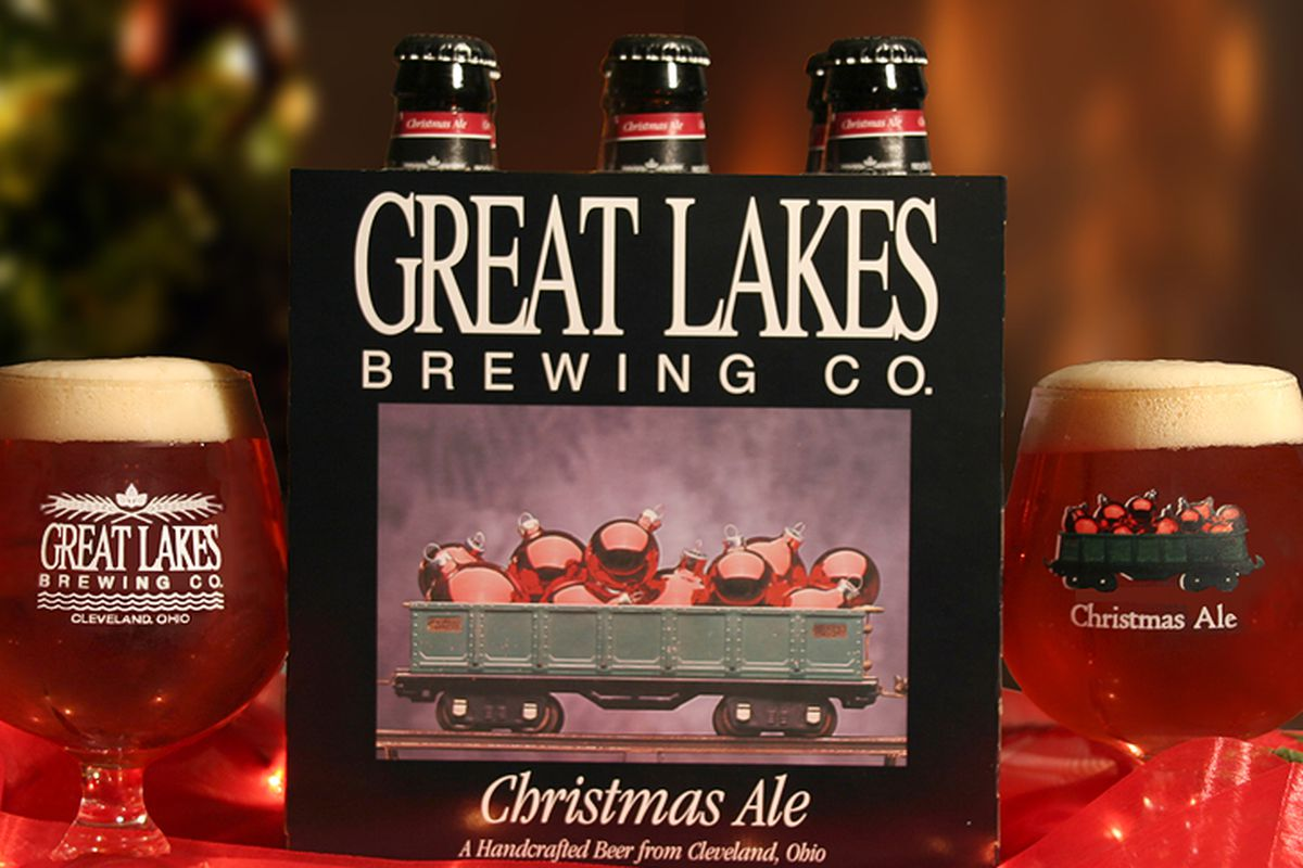 Christmas Ale.Christmas Ale Party Lost Weekend Tapping Eater Dc