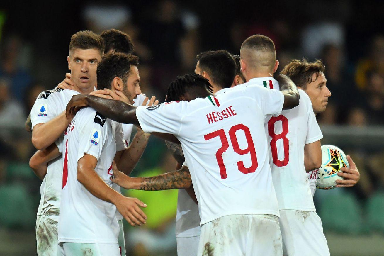 AC Milan launch an anti-racism initiative