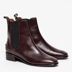 """Rachel Comey 'Thora' boots, <a href=""""http://www.rachelcomey.com/womens-store/shoes/boots/thora-2.html?color=cocoa&size=5.5"""">$472</a>"""