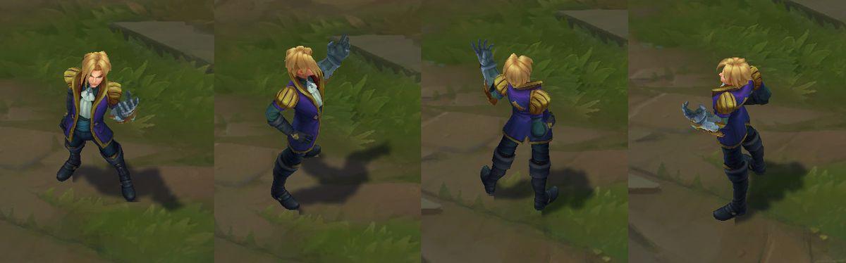 Ezreal rework: W changes, skins and more - The Rift Herald