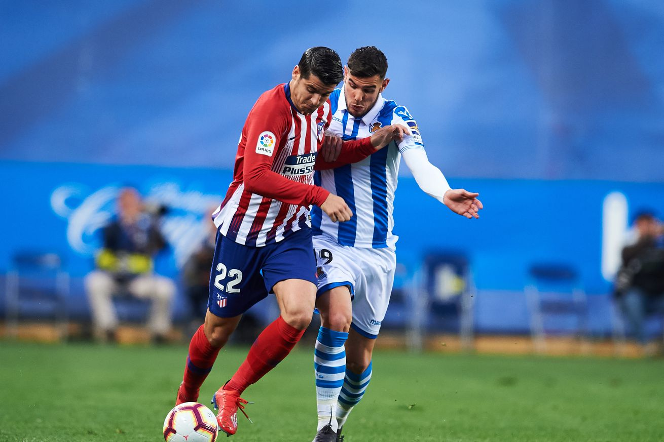 Theo Hernandez to be sold on return from Real Sociedad?Report