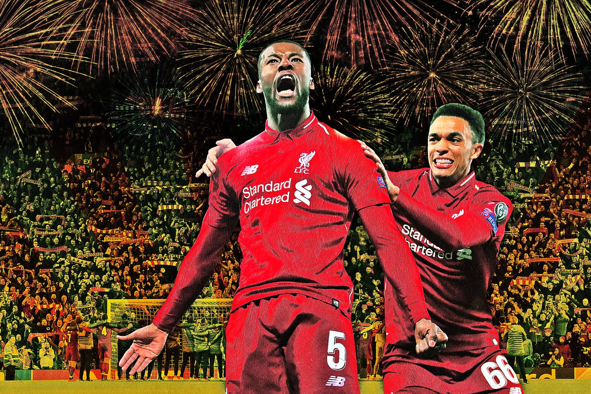 9616df01767 Liverpool Beats Barcelona in Magical, Nonsensical Night at Anfield ...