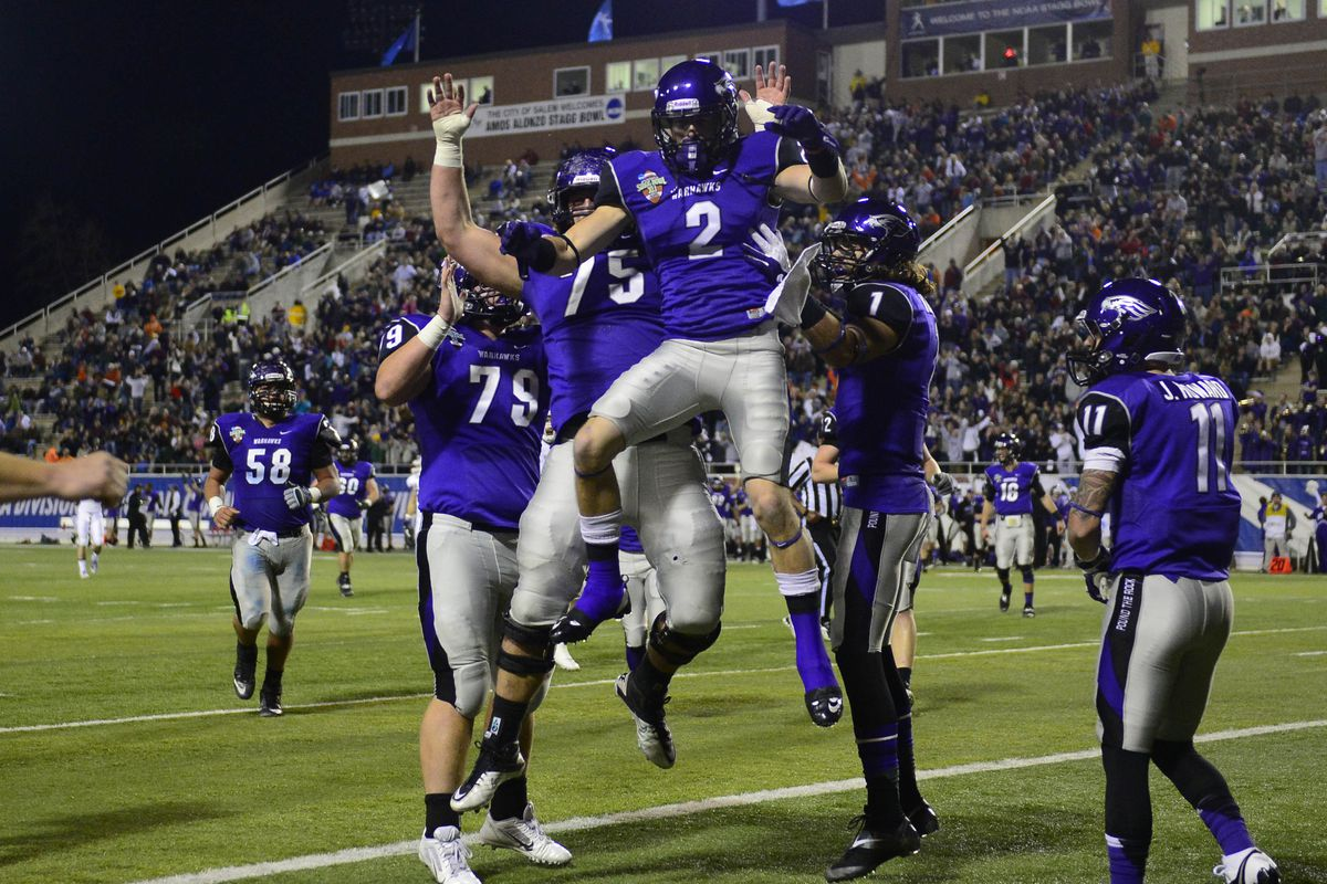 Yes, Wisconsin-Whitewater and Mount Union could meet in the D3 championship for the ninth time in 10 years.