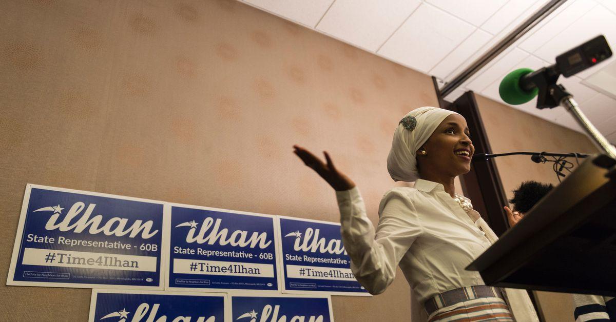 Minnesota primaries 2018: Ilhan Omar wins primary for ...Ilhan Omar Primary